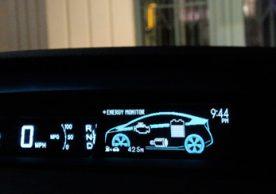 Panel Digital Toyota Prius